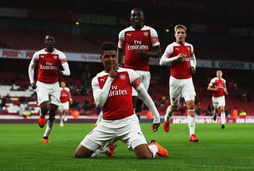 Arsenal v Tottenham Hotspur - Premier League 2