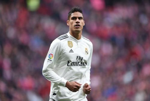 Raphael Varane might leave Real Madrid after 8 years at the club