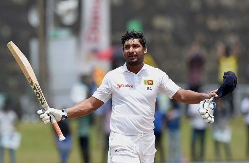 Sangakkara was one of the victim's of the incident too