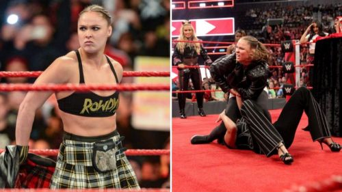 What if Ronda gets fired?