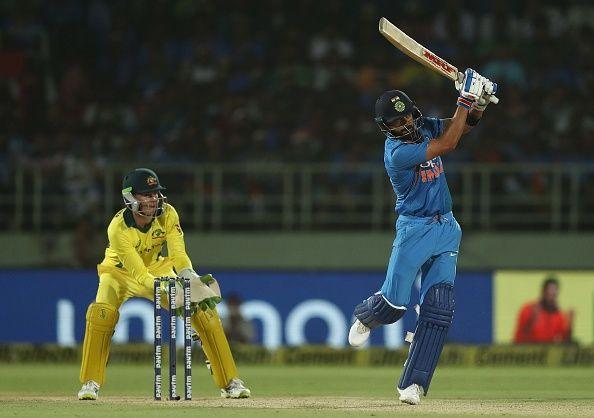 India v Australia - T20I