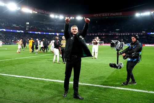 Manchester United pulled off a stunning comeback against Paris Saint-Germain