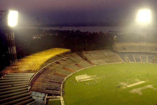 Eden Gardens is an embodiment of the undying spirit of cricket fans in India.