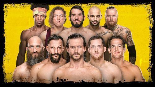 NXT सुपरस्टार्स