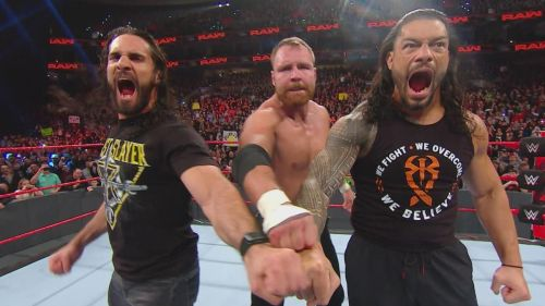 The Shield are back!