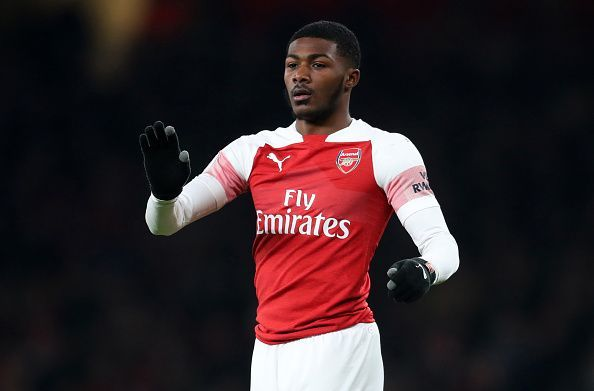 Ainsley Maitland-Niles Profile Picture