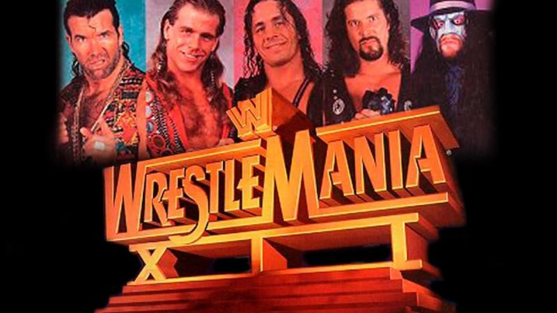 WrestleMania 12 was an unusual show during a transitional time for WWE.