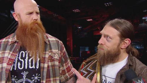 New Day's role for WrestleMania may be to neutralize Erick Rowan.