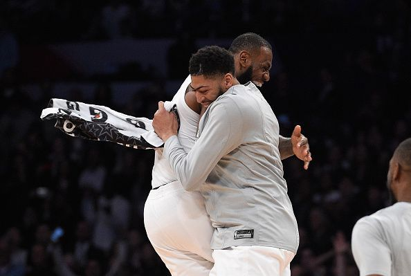 Anthony Davis has the personality and skill set to flourish as a second star alongside LeBron James
