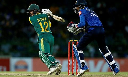Quinton de Kock has been in sensational form in the ODIs