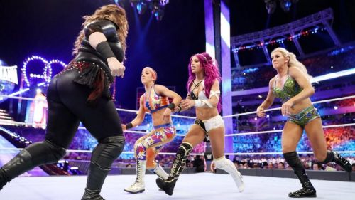 The legacy of Women in WWE continues to grow every year