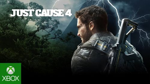 JC4 is on Game Pass now