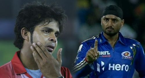 Harshan singh slapped Sreesanth