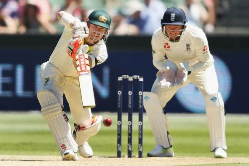 David Warner and Jonny Bairstow