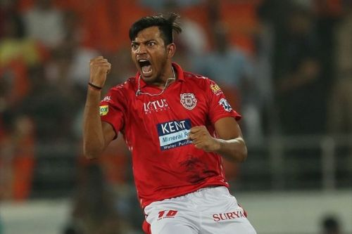Ankit Rajpoot will play for KXIP