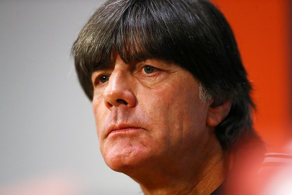 Joachim Low has come in for criticism for shutting the door on 3 senior stars