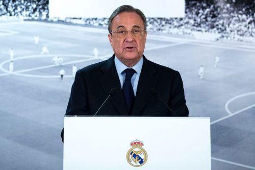 Massive reshuffle at Real Madrid