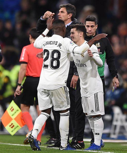 Real Madrid v Leganes - Copa del Rey Round of 16
