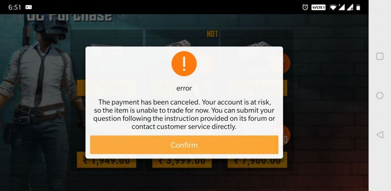 PUBG Mobile: How did Players get 8100UC at Zero Rupee