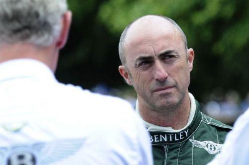 David Brabham is Sir Jack Brabham, a multiple world champion's son