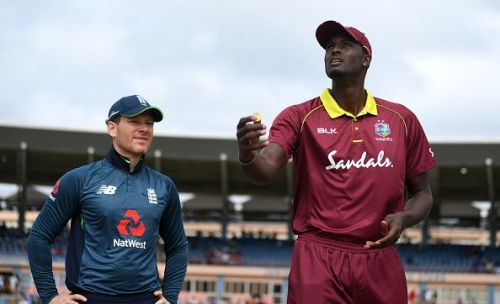 The series between England and West Indies produced some enthralling cricket