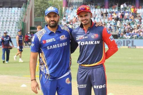 Rohit Sharma vs Shreyas Iyer