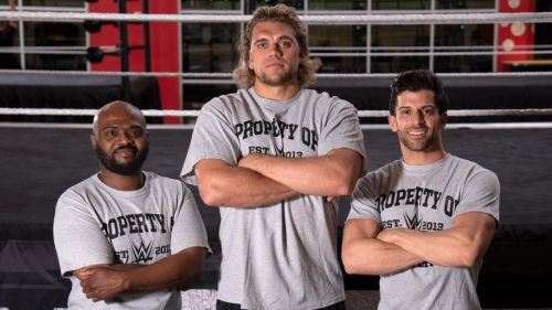 WWE has made three new signings