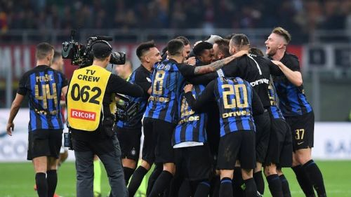 Inter Milan did the league double over AC Milan