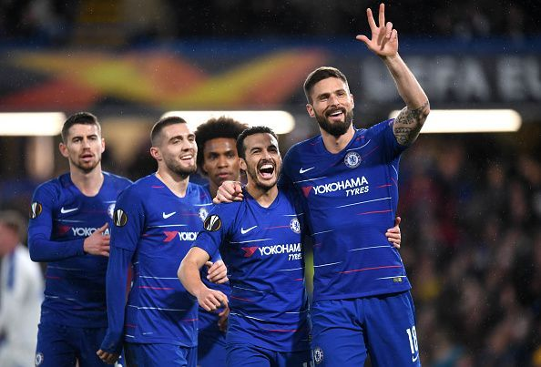 Dynamo Kiev v Chelsea: Predicted Lineups - Europa League Predicted ...