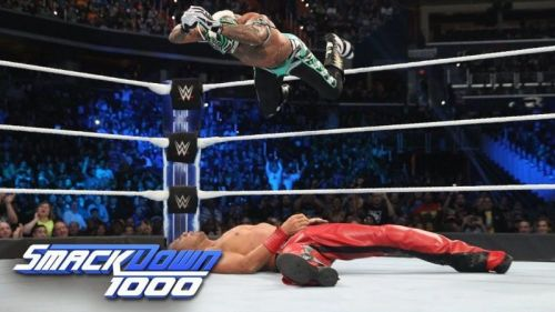 Rey Mysterio has reinvented himself and Looks better than ever since his return