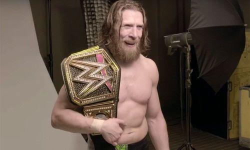 Will the cocky Daniel Bryan leave Wrestlemania 35 with his precious WWE Championship?