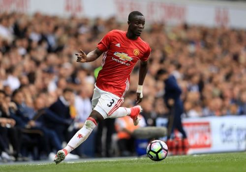Does Bailly have a future at the club?