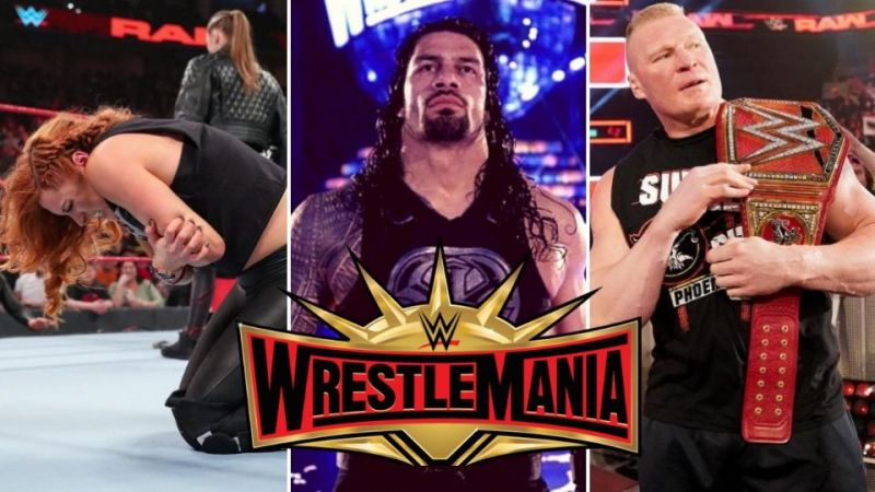 WWE WrestleMania 35: Predicted full match card and results