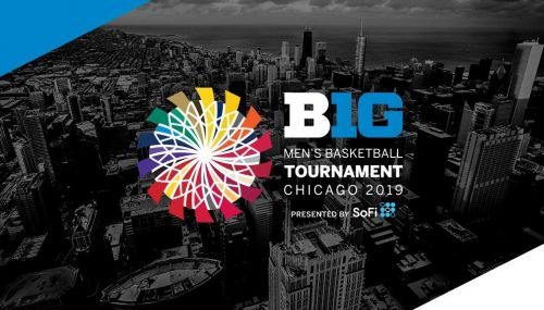 This year's Big Ten tournament will be held in Chicago
