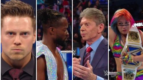 This Week's SmackDown might be highly influential for the WrestleMania card