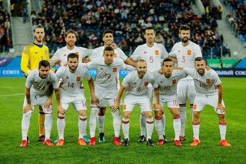 Russia vs Spain - International Friendly