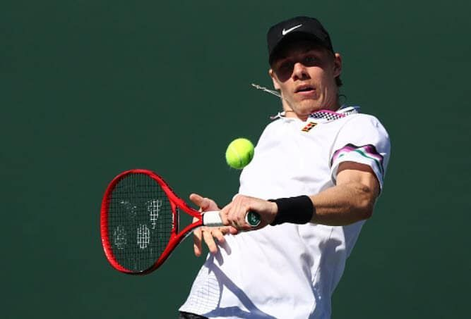 Denis Shapovalov will face either Rublev or Cilic in the third round