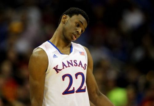 Andrew Wiggins was selected as the number 1 pick in the 2014 draft