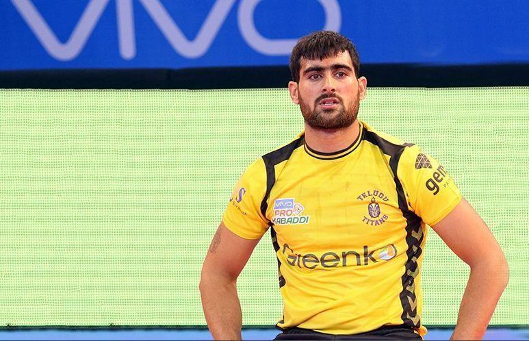 Telugu Titans have released Rahul Chaudhari ahead of PKL 2019