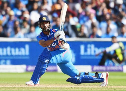 Image result for rahane india batting