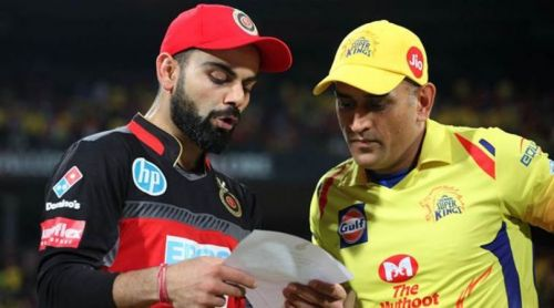 CSK has the better off RCB in the recent past