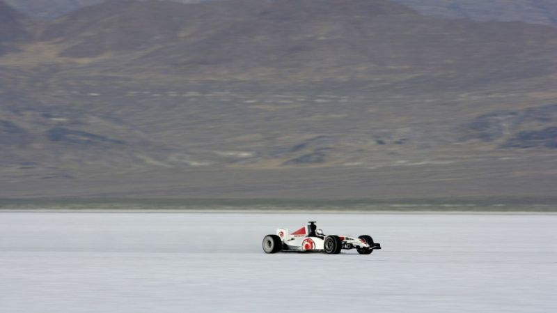 F1 Top Speed Record - Sportskeeda