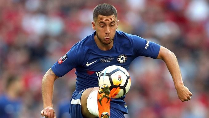 Real Madrid is very eager to sign Hazard
