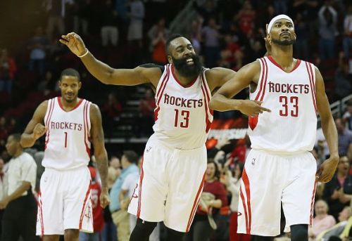 The Houston Rockets are getting into a gear