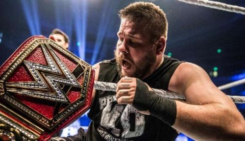 Kevin Owens as champion? Not the time for it