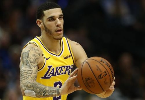 Lonzo Ball is currently missing for the Los Angeles Lakers