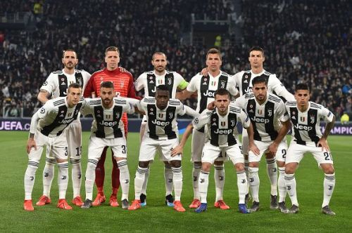 Juventus are coming all out for the European tournament this term