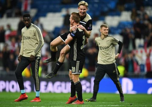 The Ajax defender is one of the finest center backs in Europe right now