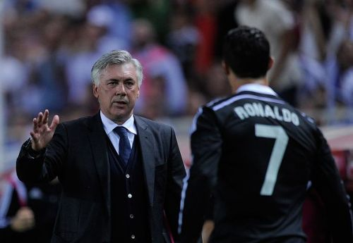 Ancelotti says there's no way Real could have found a direct replacement for Ronaldo