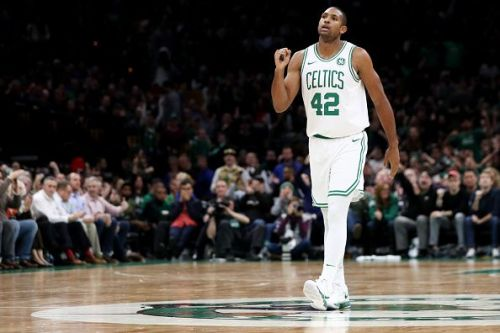 Al Horford has been great in the paint all season long